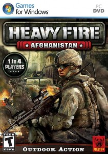 Caratula Cover Heavy Fire Afghanistan PC