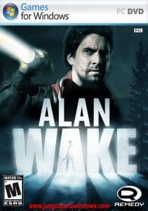 Cover Caratula Alan Wake PC Windows