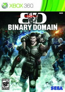Caratula Cover Binary Domain XBOX 360