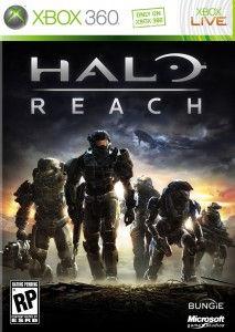 Caratula Cover Halo Reach XBOX 360