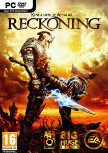 Carattula Cover Kingdoms Of Amalur Reckoning PC