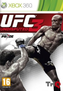 Caratula Cover UFC Undisputed 3 XBOX 360