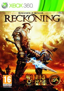 Cover Caratula Kingdoms Of Amalur Reckoning XBOX 360