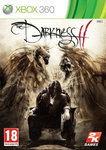 Caratula Cover The Darkness 2 II XBOX 360