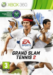 Caratula Cover Grand Slam Tennis 2 XBOX 360