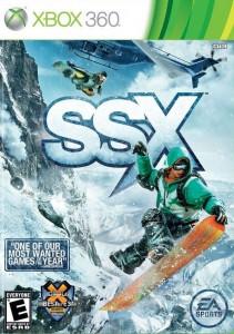 Caratula Cover SSX XBOX 360