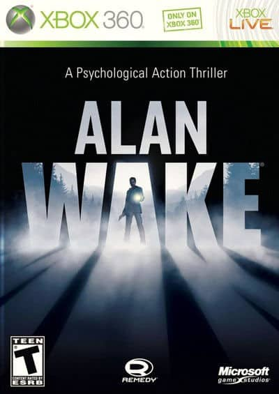 Alan Wake Xbox360 Cover 1  - Alan Wake-FREE-XGD2