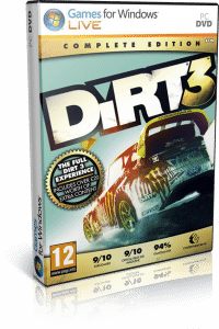 Cover Caratula Dirt 3 Complete Edition PC Windows