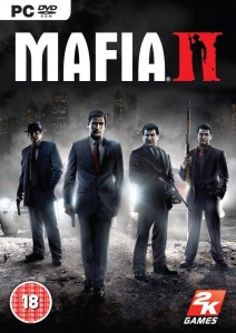Cover Caratula Mafia II 2 PC