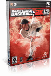 Cover Caratula Major League Baseball MLB 2K12 PC