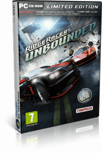 Cover Caratula Ridge Racer Unbounded PC Windows