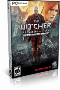 Cover Caratula The Witcher 2 Assassins Of Kings Enhanced Editon PC Windows