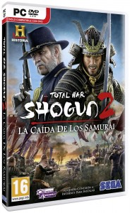Cover Caratula Total War Shogun 2 Fall Of The Samurai PC Windows