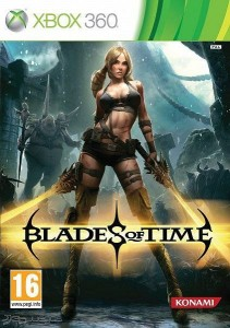 Cover Caratula Blades Of Time XBOX 360
