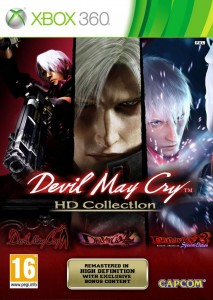 Cover Caratula Devil May Cry HD Collection XBOX 360