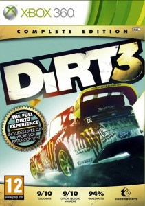 Cover Caratula Dirt 3 Complete Edition XBOX 360
