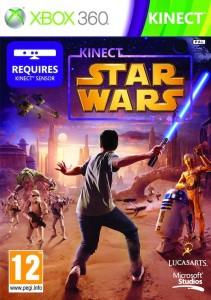 Cover Caratula Kinect Star Wars XBOX 360