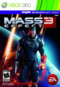 Cover Caratula Mass Effect 3