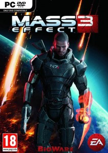 Cover Caratula Mass Effect 3 PC DVD