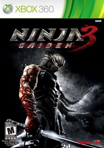 Cover Caratula Ninja Gaiden 3 XBOX 360