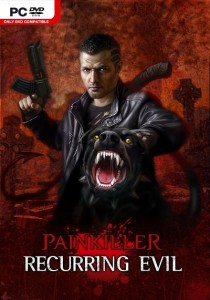 Cover Caratula Painkiller Recurring Evil PC Juego