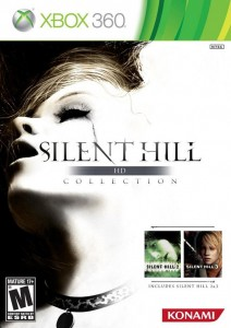Cover Caratula Silent Hill HD Collection XBOX 360