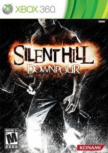 Cover Caratula Silent Hill Downpour XBOX 360