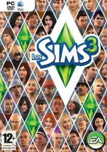 Cover Caratula Los Sims 3 PC