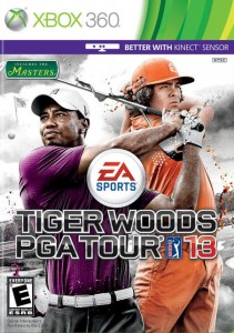 Cover Caratula Tiger Woods PGA Tour 13 XBOX 360