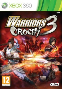 Cover Caratula Warriors Orochi XBOX 360