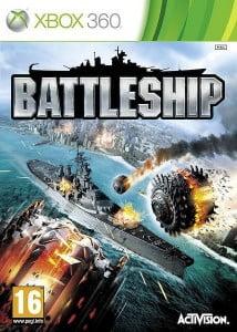 Cover Caratula Battleship XBOX 360