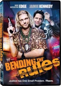 Cover Caratula Bending The Rules DVD