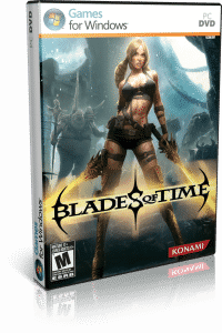 Cover Caratula Blades Of Time PC