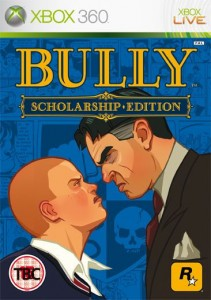 Cover Caratula Bully Scholarship Edition XBOX 360