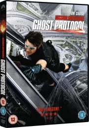 Cover Caratula Mission Impossible Ghost Protocol DVD Mision Imposible Protocolo Fantasma