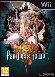 Cover Caratula Pandora's Tower Wii