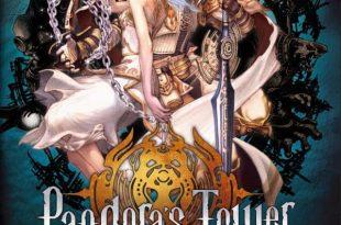 Cover Caratula Pandora's Tower Wii
