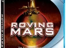 Cover Caratula Roving Mars blu-ray