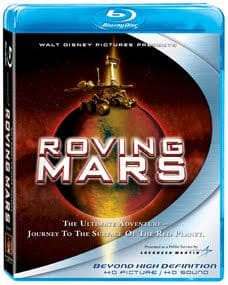 Cover Caratula Roving Mars blu-ray