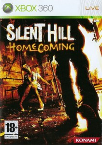 Cover Caratula Silent Hill Homecoming XBOX 360