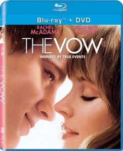 Cover Caratula The Vow Blu-Ray