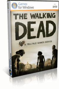 Cover Caratula The Walking Dead Episode1 PC