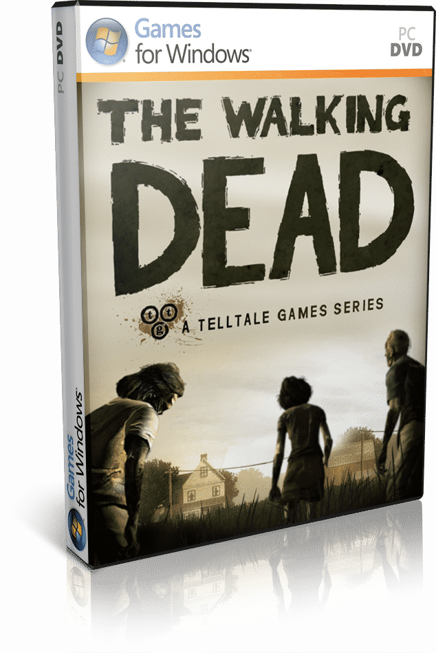 [Mi Subida] The Walking Dead Ep.1-5 [Español-Repack-Mega]
