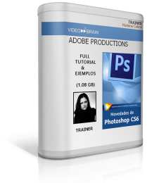 Descargar Curso Videotutorial Adobe Photoshop CS6