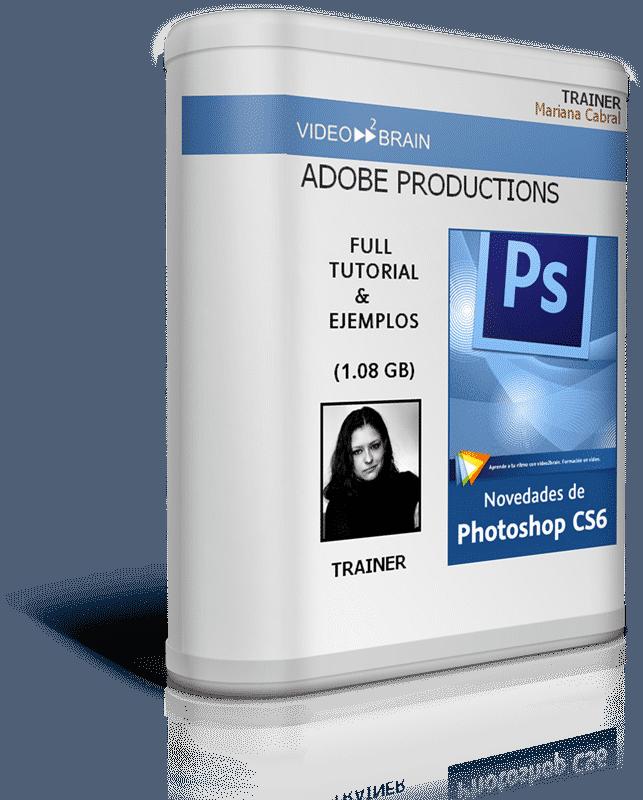 Descargar Curso Videotutorial Adobe Photoshop CS6