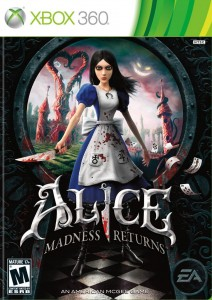 Cover Caratula Alice Madness Returns XBOX 360