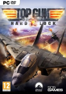 Cover Caratula Top Gun Hard Lock PC