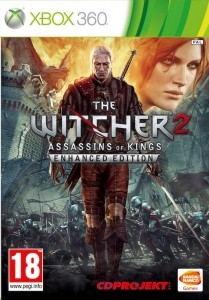 Cover Caratula The Witcher 2 Assassins Of Kings XBOX 360