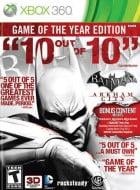 Batman Arkham City Game Of The Year Edition (Region Free) Multilenguaje (ESPAÑOL) XBOX 360 Descargar Juego Full
