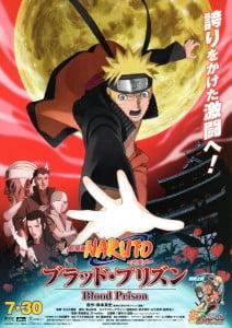 Descargar pelicula Naruto Shippuden 5: La Prisión de Sangre DVDRip